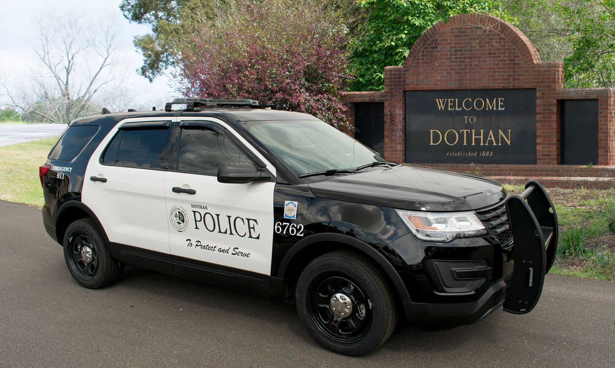 Dothan Police Department